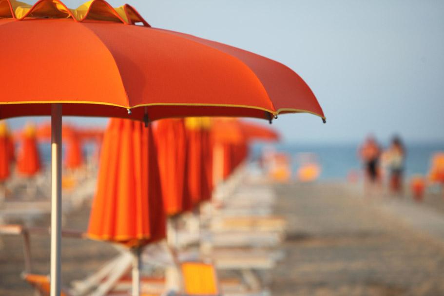 Foto spiaggia cattolica